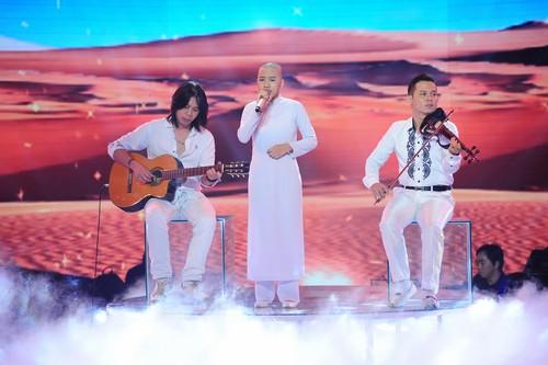 Lê Thanh Huyền Trân chỉ hát nhạc Trịnh và liên tiếp khẳng định