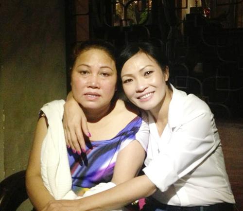 chính Phương Thanh là người đã dùng uy tín, sức ảnh hưởng của mình đứng ra giúp đỡ người chị thân thiế