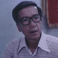 Nghệ sĩ Nhân dân Trịnh Thịnh trong một bộ phim
