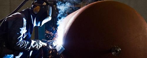 Hàn chiếm đến 80% trong sản xuất cơ khí