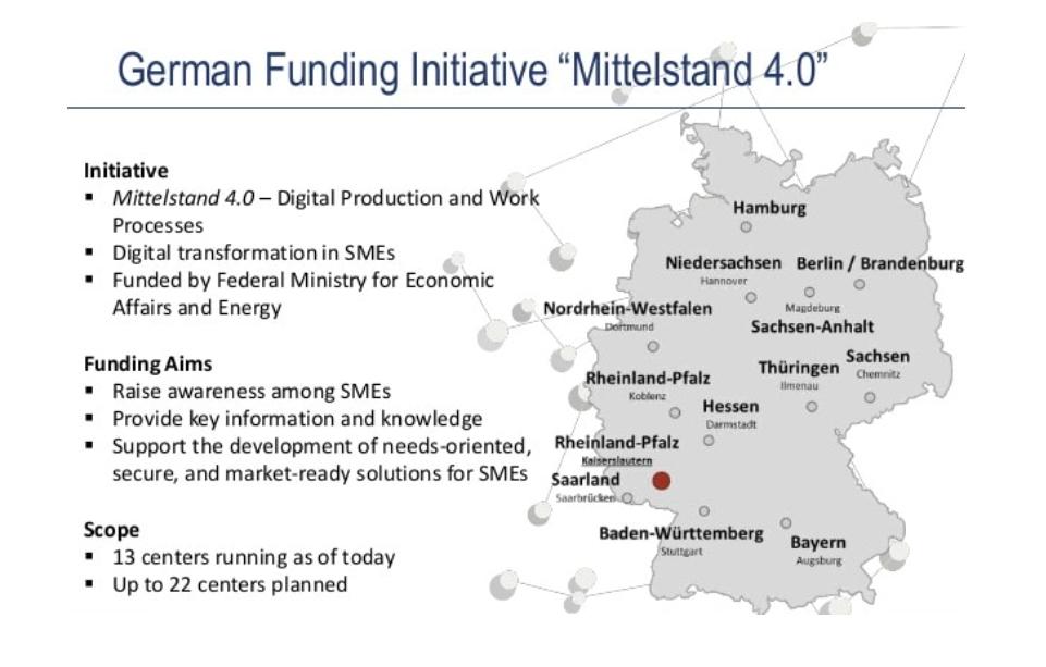 Vai trò của Viện Đo lường quốc gia Đức trong chuyển đổi số đo lường