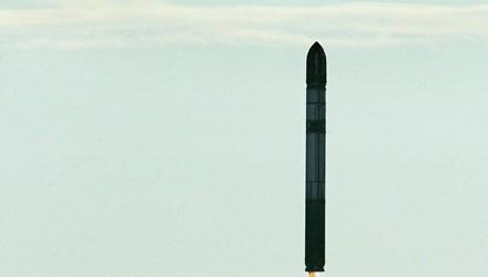 tin tức mới cập nhật hôm nay cho biết Nga bí mật phóng tên lửa đạn đạo tầm bắn 5.500 km