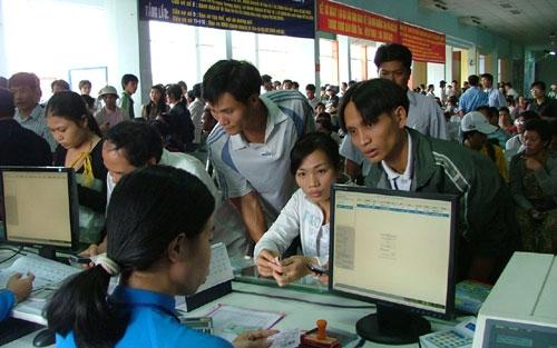 Đặt vé tàu Tết 2015 ga Sài Gòn sẽ bắt đầu diễn ra từ ngày 1/12