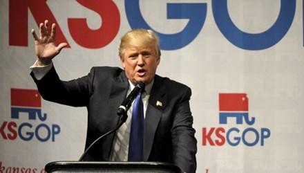 Donald Trump gặp thách thức trong cuộc đua vào Nhà Trắng