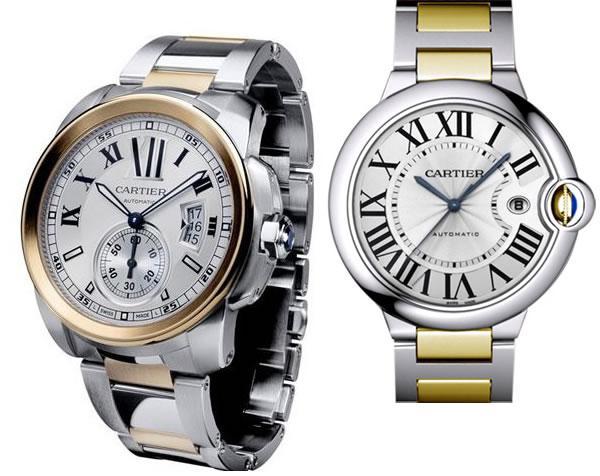 Mẫu đồng hồ cặp này được ra đời năm 2010 với hệ thống chuyển động 1940-PS độc quyền của Calibre và nhiều tiến bộ công nghệ đặc biệt khác