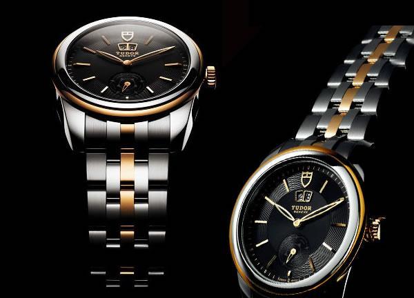 Đẹp, thanh lịch, đồng hồ cặp Tudor Glamour được thiết kế với niềm cảm hứng cổ điển bất tận từ vũ điệu tango và những yếu tố sáng tạo mang tính hiện đại