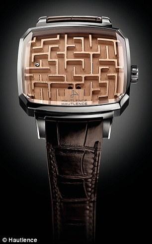 Đồng hồ đặc biệt giúp người dùng nhớ về tuổi thơ