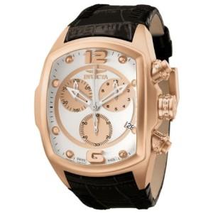 Đồng hồ nam dây da đẹp 2014 được mạ 18k vàng
