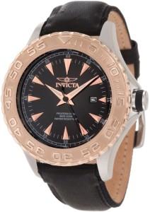 Đồng hồ nam dây da đẹp 2014 của Invicta