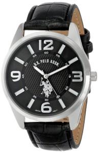 Đồng hồ nam dây da đẹp 2014 của US Polo