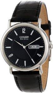 Đồng hồ nam dây da đẹp 2014 đến từ Citizen