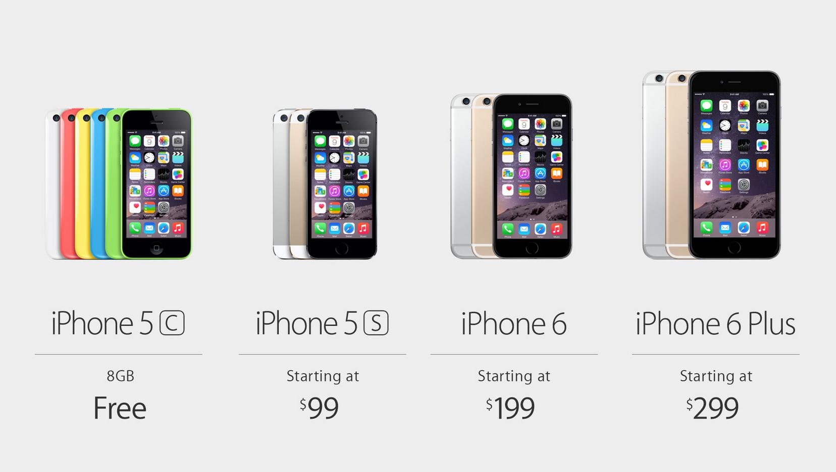Dòng smartphone đỉnh cao của Apple
