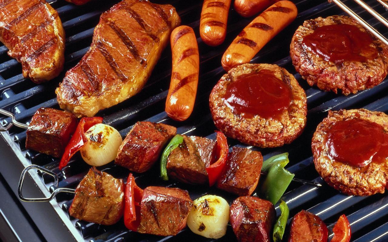 Đồ nướng gây ung thư do các hợp chất độc được hình thành trong quá trình nướng thực phẩm
