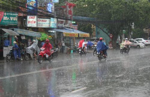 Dự báo thời tiết hôm nay 22/5:  Bắc Bộ tiếp tục có mưa