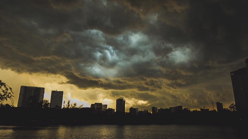 Dự báo thời tiết ngày mai 20/6/2016: Bắc Bộ có mưa rào và dông rải rác