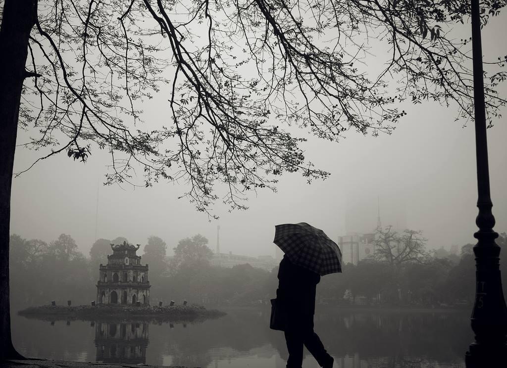 Dự báo thời tiết ngày mai 23/01/2016: Bắc Bộ rét đậm, rét hại