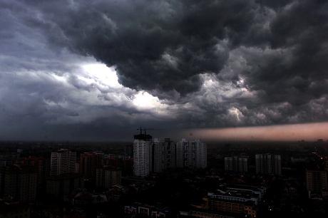 Dự báo thời tiết ngày mai 25/8: Chiều tối có mưa và dông vài nơi