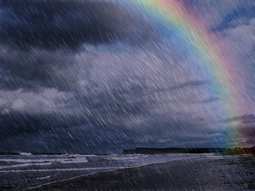 Dự báo thời tiết ngày mai 26/6/2016: Bắc Bộ đêm có mưa, đề phòng tố lốc