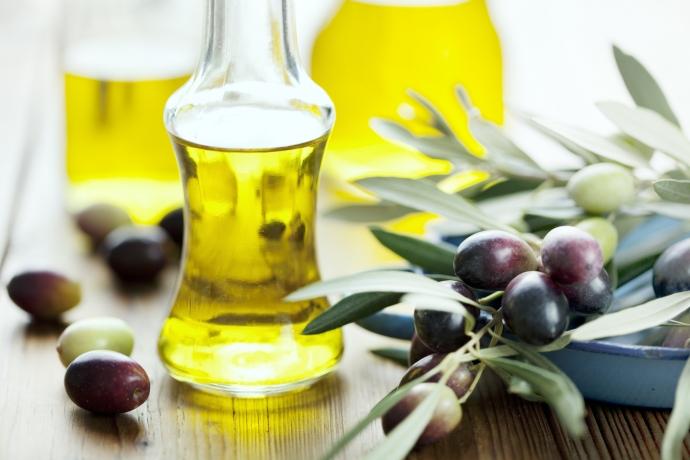 Vitamin E có lợi từ dầu ô liu