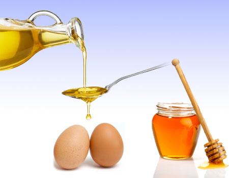 Kết hợp trứng và mật ong để có hỗn hợp dưỡng da tốt nhất trong mùa đông lạnh giá