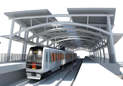 Việt Nam đang đẩy mạnh phát triển đường sắt đô thị