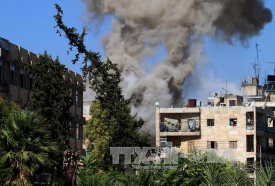 Chiến sự Syria mới nhất hôm nay ngày 26/10/2016