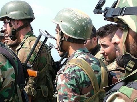 Chiến sự Syria: Binh sĩ Syria được triển khai đến căn cứ Kuweires, sẵn sàng cho hoạt động giải phóng Al-Bab