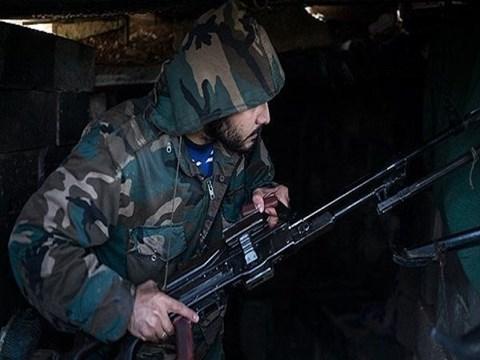 Chiến sự Syria: Quân đội Syria tấn công mạnh vào căn cứ phiến quân ở nam Aleppo
