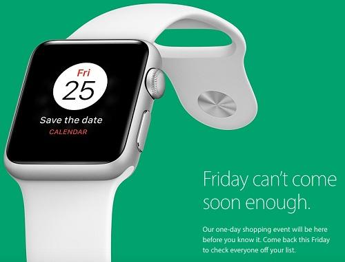 Apple lần đầu tiên hưởng ứng sự kiện giảm giá Black Friday