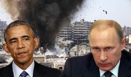 """Chiến sự Syria: Nga cảnh cáo Mỹ """"ngáng đường"""" ở Syria"""