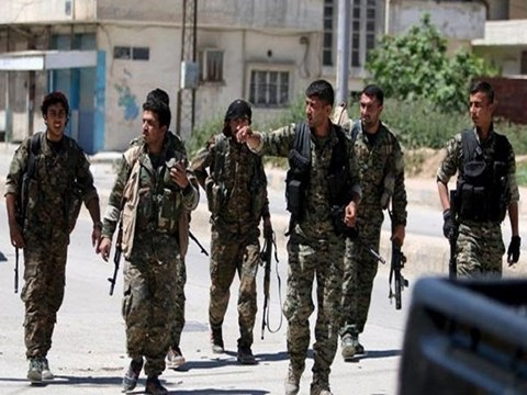 Chiến sự Syria: Binh sĩ quân đội Syria