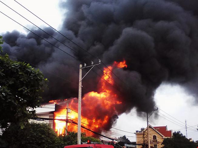 Công tác phòng cháy chữa cháy được coi trọng