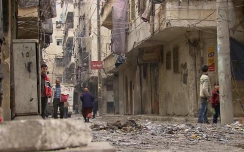 Chiến sự Syria: Hình ảnh thành phố Aleppo tan hoang trong các cuộc nội chiến. Ảnh: Reuters