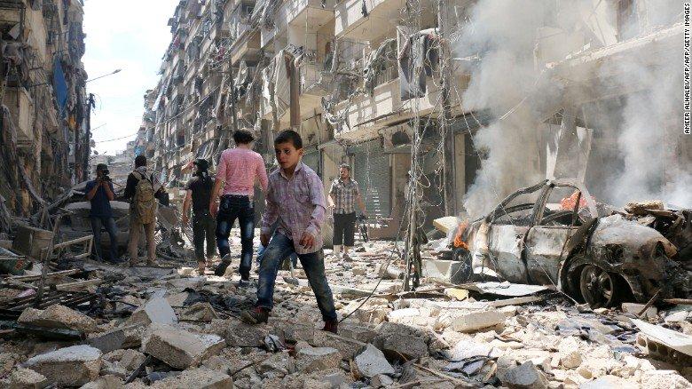 Chiến sự Syria:  Tại sao cuộc chiến ở Syria và Iraq dai dẳng