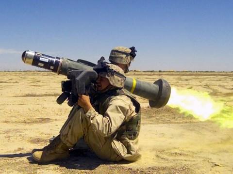 Mỹ luôn từ chối cung cấp tên lửa chống máy bay cho các lực lượng đồng minh tại chiến sự Syria