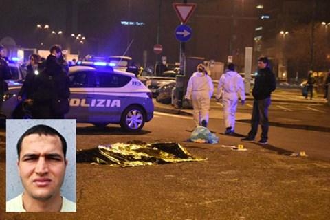 Khủng bố IS: Anis Amri bị cảnh sát bắn hạ ở Milan
