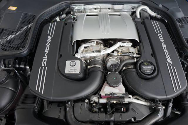 Báo Trí thức trẻ cho biết, siêu xe mới của Cường Đô La sử dụng động cơ V8, dung tích 4.0 lít, tăng áp kép, sản sinh công suất cực đại 510 mã lực, mô-men xoắn cực đại 700 Nm. Phiên bản hiệu suất cao của C63 S, mất 4 giây để tăng tốc lên 100km/h từ vị trí xuất phát, trước khi đạt vận tốc tối đa 250 km/h. Đây là siêu xe đầu tiên Cường Đô La tậu trong năm 2017.