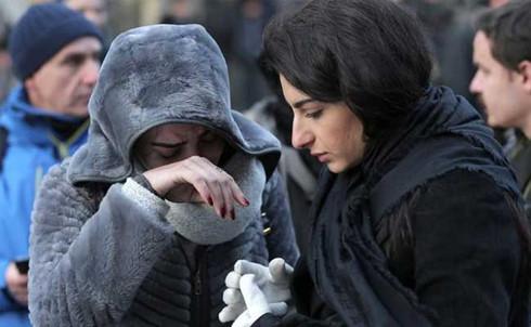 Khủng bố IS: Người dân Thổ Nhĩ Kỳ bị sốc sau vụ thảm sát tại hộp đêm ngay đầu năm mới. Ảnh: NDTV