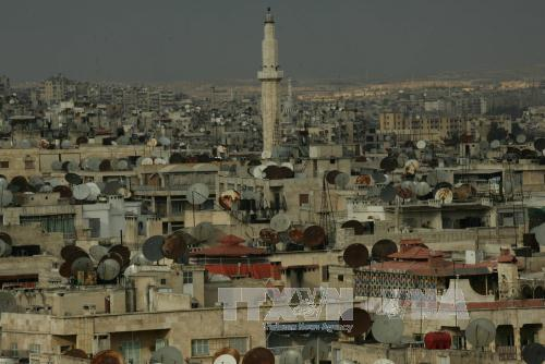 Mỹ trừng phạt Syria vì tội sử dụng vũ khí hóa học.