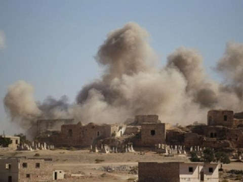 Không quân Nga gần đây đã tăng cường các cuộc không kích diệt khủng bố tại Aleppo