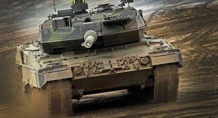 Khủng bố IS phát hiện 'gót chân Achilles' của tăng Leopard 2A4