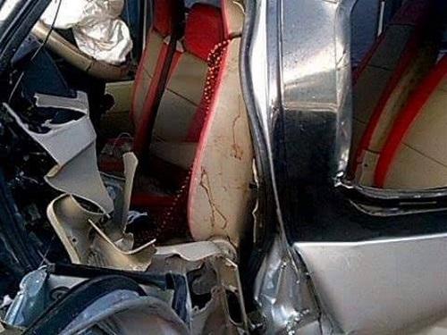 Tai nạn giao thông ngày 21/1: Xe rước dâu gặp tai nạn, cô dâu nguy kịch