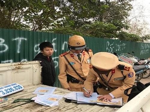 Hà Nội: Hôm nay bắt đầu xử lý phương tiện lấn làn xe buýt nhanh BRT