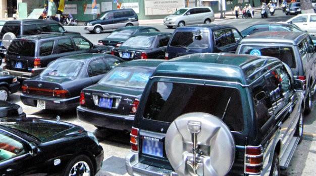 Bộ Tài chính đã lên tiếng về việc thanh lý xe công với giá 46,2 triệu đồng/ xe. Ảnh minh họa