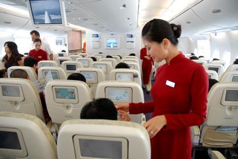 Phát hiện hành khách nước ngoài trộm 400 triệu đồng trên máy bay Vietnam Airlines. Ảnh minh họa