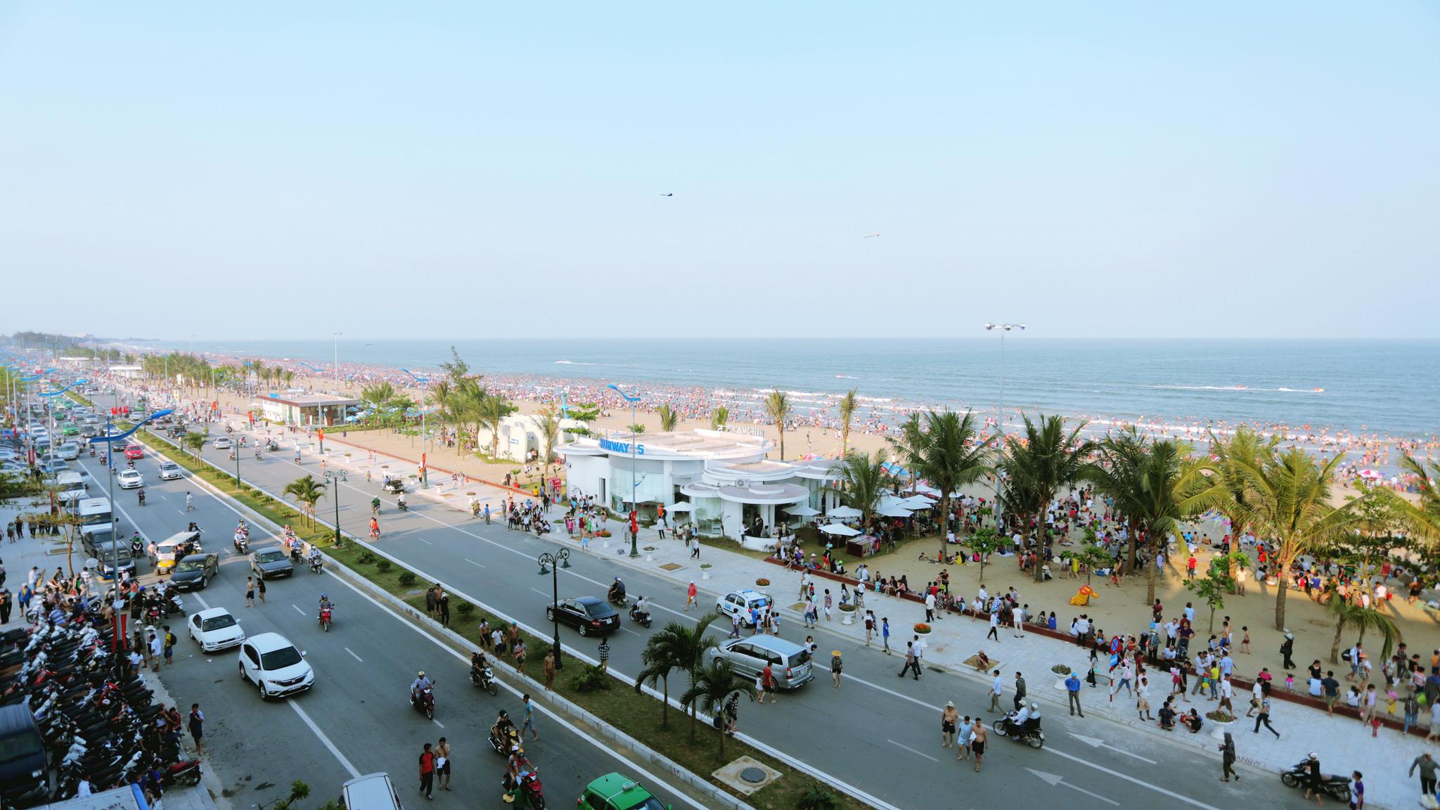 Thành phố Sầm Sơn là thành phố thứ 2 của tỉnh Thanh Hóa