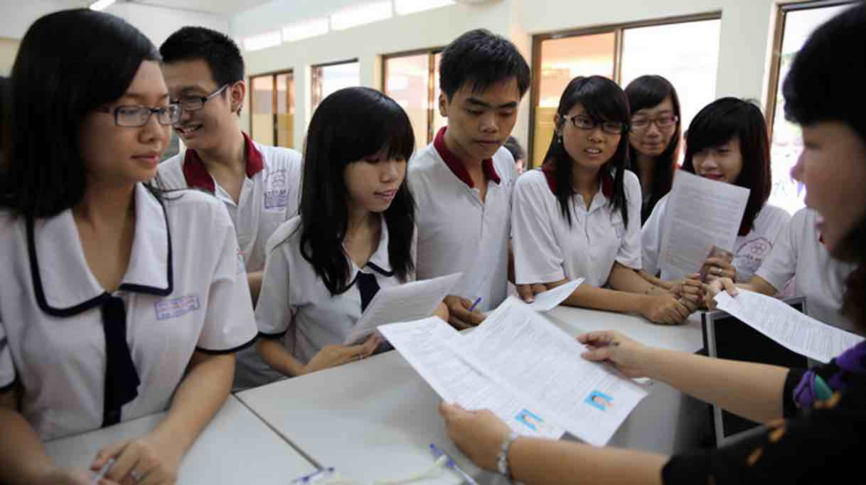 Thí sinh đăng ký chọn môn lịch sử để thi THPT Quốc gia tăng vọt. Ảnh minh họa