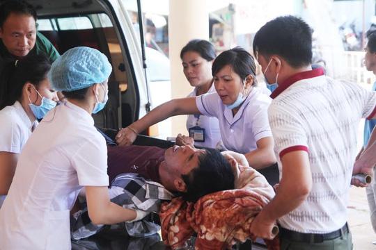 Hiện nguyên nhân vụ tai nạn vẫn đang được cơ quan chức năng điều tra làm rõ. Ảnh: Người Lao Động