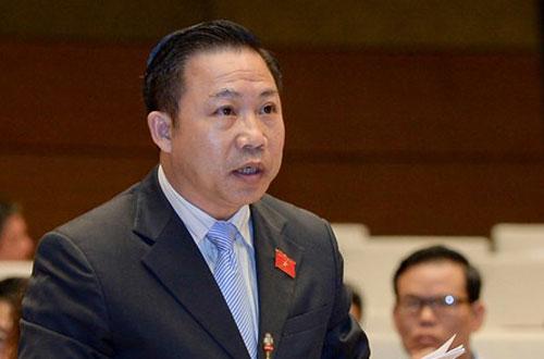 Đại biểu Quốc hội Lưu Bình Nhưỡng, Ủy viên Ủy ban về các vấn đề xã hội. Ảnh: VnExpress