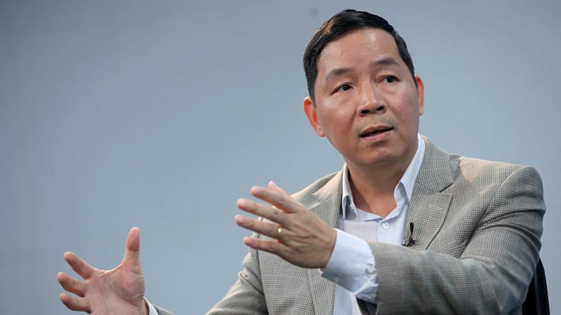 Chuyên gia phản biện về các chính sách kinh tế khá nổi tiếng là tiến sĩ Vũ Thành Tự Anh. Ảnh: VietNamNet